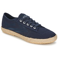 Shoes Low top trainers Feiyue FELO PLAIN Blue / White