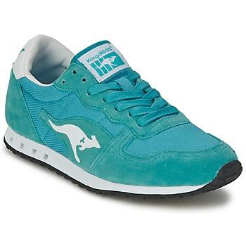 Shoes Women Low top trainers Kangaroos BLAZE III Blue