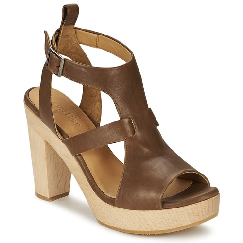 Shoes Women Sandals Coclico SHAE Brown