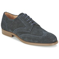 Shoes Men Derby shoes Stonefly BERRY 2 Blue