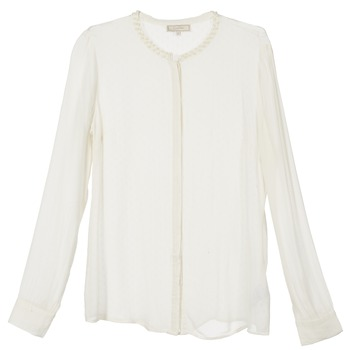 material Women Shirts Cream PANSY Ecru
