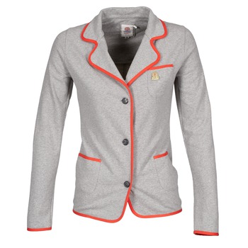 material Women Jackets / Blazers Franklin & Marshall JKWVA509 Grey
