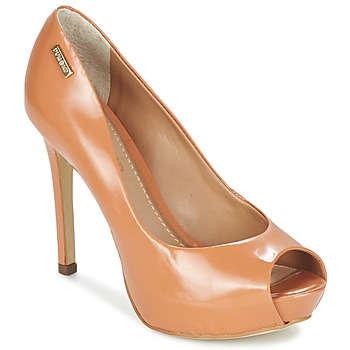 Shoes Women Court shoes Dumond BATOULOIE Beige