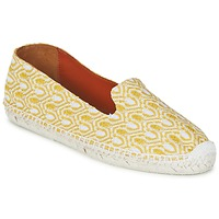 Shoes Women Espadrilles Missoni XM029 Yellow