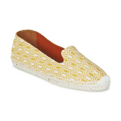 Shoes Women Espadrilles Missoni XM029 Yellow