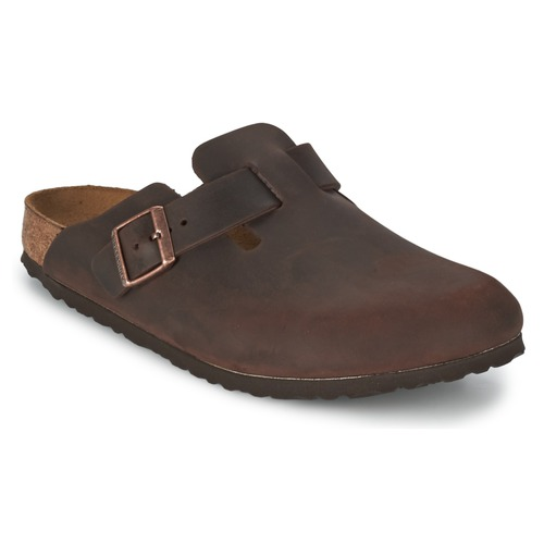 Shoes Men Clogs Birkenstock BOSTON Brown
