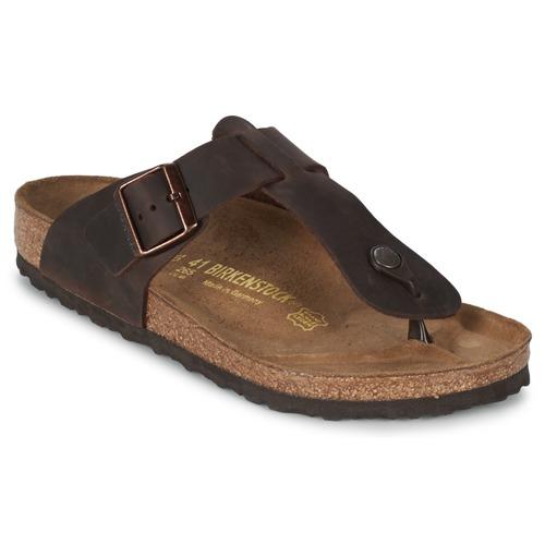 Mens Medina Flip Flops, 12 UK Birkenstock