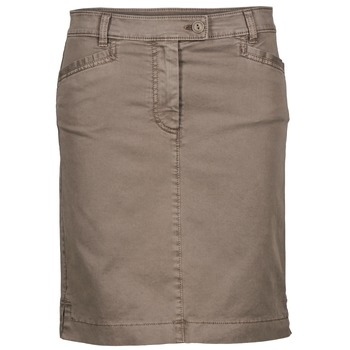 material Women Skirts Marc O'Polo ANTERFLU Brown