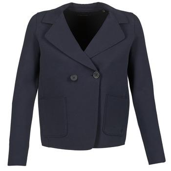 material Women Jackets / Blazers Marc O'Polo ONTARITA Marine