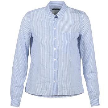 material Women Shirts Marc O'Polo DEUZIA Blue