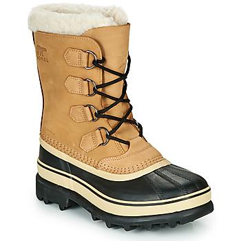 Shoes Women Snow boots Sorel CARIBOU Brown / Black