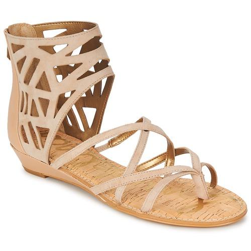 Shoes Women Sandals Sam Edelman DANA Mocca / Taupe