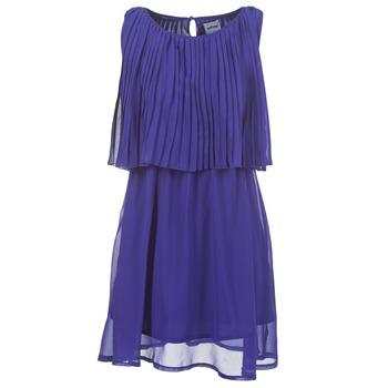 material Women Short Dresses Compania Fantastica CARYA Blue