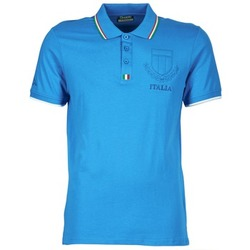 material Men short-sleeved polo shirts Kappa OMER Blue