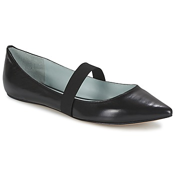 Shoes Women Ballerinas Marc Jacobs HALSEY Black