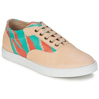 Shoes Men Low top trainers Vivienne Westwood VW-0053A BEIGE