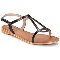 Shoes Women Sandals Les Tropéziennes par M Belarbi HAMESS Black