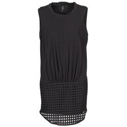 material Women Short Dresses Yas CUBE Black