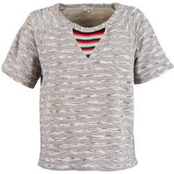 material Women sweaters Manoush ETNIC SWEAT Grey