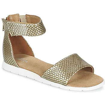 Shoes Girl Sandals Bullboxer BLINETTE Gold