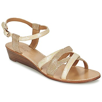 Shoes Women Sandals Mellow Yellow VALOU Taupe