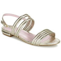 Shoes Women Sandals Mellow Yellow VEO Gold