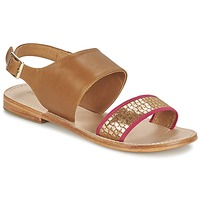Shoes Women Sandals Mellow Yellow VADELI Camel
