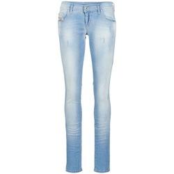 material Women slim jeans Diesel GRUPEE Blue / 01