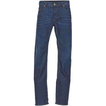 material Men straight jeans Diesel WAYKEE Blue / Dark