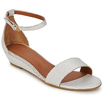 Shoes Women Sandals Marc by Marc Jacobs PEACES White