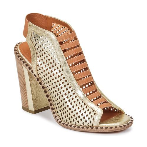 Shoes Women Sandals Marc by Marc Jacobs SUSANNA Gold