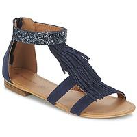Shoes Women Sandals Moony Mood EWAL Marine