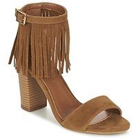 Shoes Women Sandals Moony Mood ERANDA CAMEL