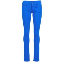 material Women 5-pocket trousers Cimarron CASSIS Blue