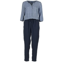 material Women Jumpsuits / Dungarees Tom Tailor UVIALA Blue