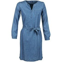 material Women Short Dresses Tom Tailor JANTRUDE Blue / Medium