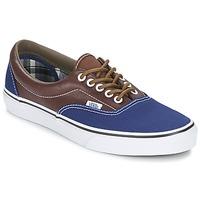 Shoes Men Low top trainers Vans ERA MARINE / Brown