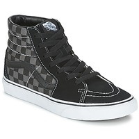 Shoes High top trainers Vans SK8-HI Grey / Brown