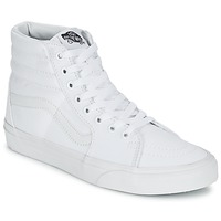 Shoes High top trainers Vans SK8-HI White