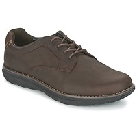 Shoes Men Derby shoes Timberland BARRETT PT OXFORD Brown / Dark