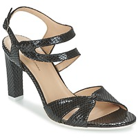 Shoes Women Sandals France Mode ZALIUM Black