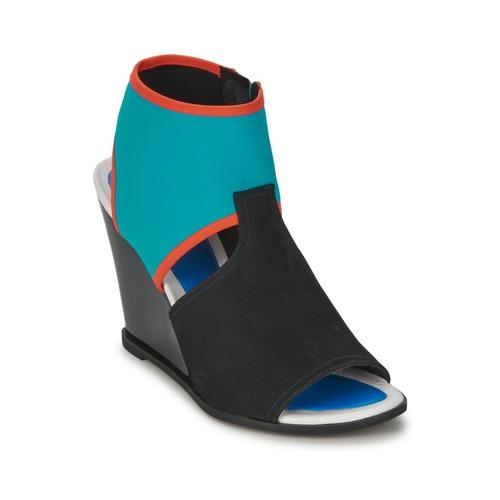 Shoes Women Sandals Kenzo DELIGHT Multicolour