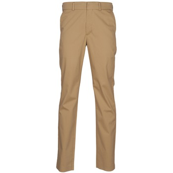 material Men 5-pocket trousers Dockers D-ZERO STRETCH SATEEN Beige