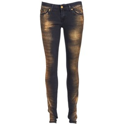 material Women slim jeans 7 for all Mankind OLIVYA Blue