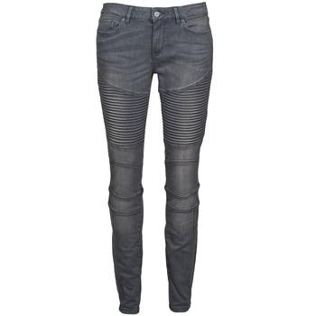 material Women slim jeans Esprit MR SKINNY Grey