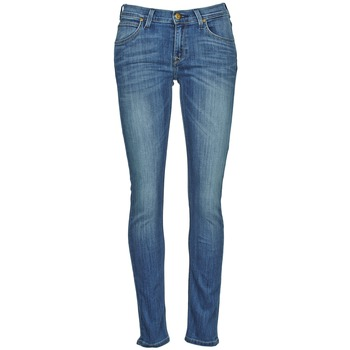 material Women slim jeans Lee JADE Blue