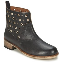 Shoes Women Mid boots BOSS 50266292 Black