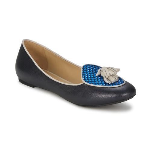 Shoes Women Ballerinas Etro 3922 Blue