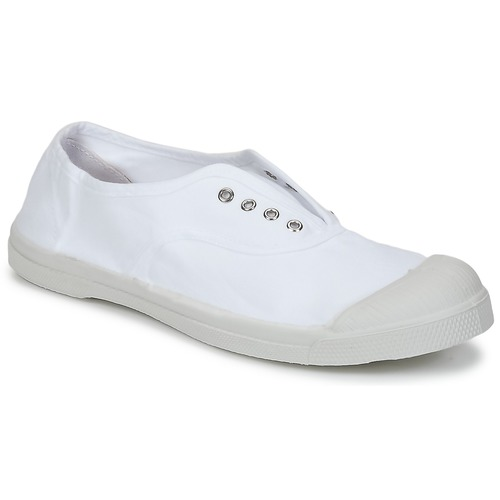 d67a6fca072bc Shoes Women Low top trainers Bensimon TENNIS ELLY White