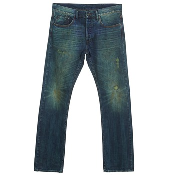material Men straight jeans ünkut Six Blue